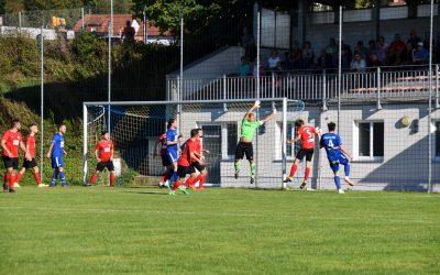 7. Runde: SPG – Blaue Elf Linz 1:1 (1:0)